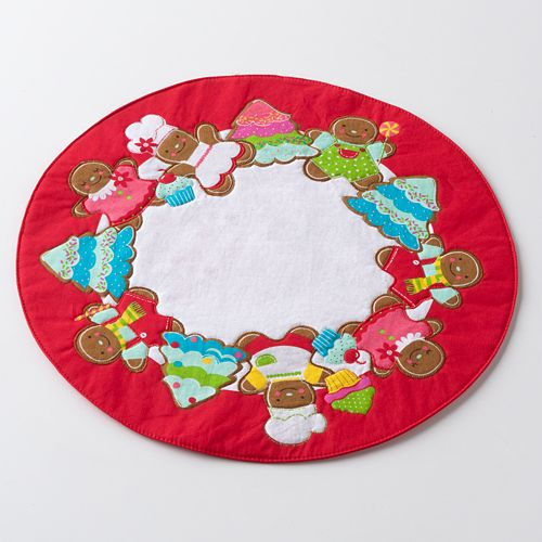 All Things Gingerbread Gingerbread Placemats All Things