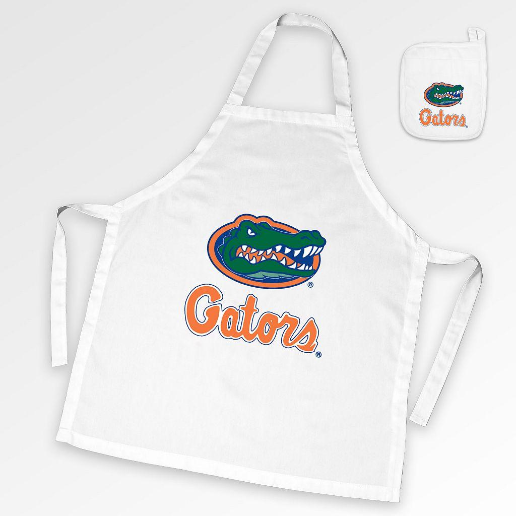 Florida Gators Tailgate Apron & Potholder Set