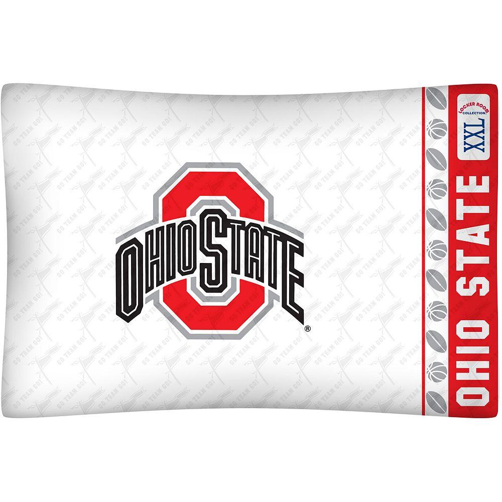 Ohio State Buckeyes Standard Pillowcase