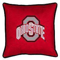 Ohio State Buckeyes Decorative Pillow