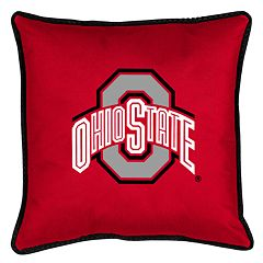 Ohio State Buckeyes Decorative Pillow