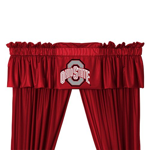 Ohio State Buckeyes Window Valance - 14'' x 88''
