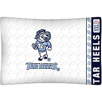 North Carolina Tar Heels Standard Pillowcase