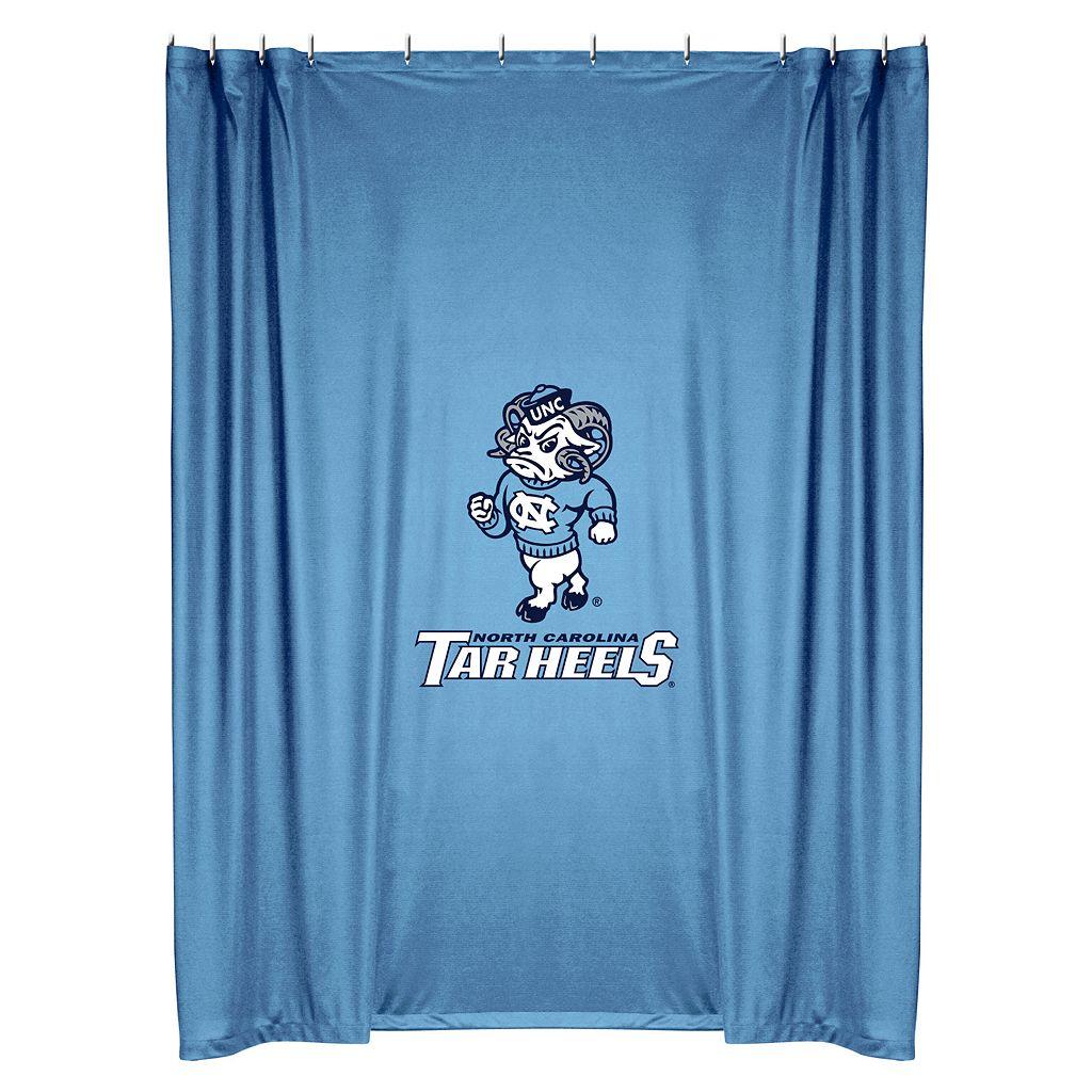 North Carolina Tar Heels Shower Curtain