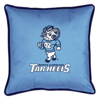 North Carolina Tar Heels Decorative Pillow