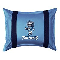 North Carolina Tar Heels Standard Pillow Sham