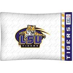 LSU Tigers Standard Pillowcase