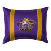 LSU Tigers Standard Pillow Sham