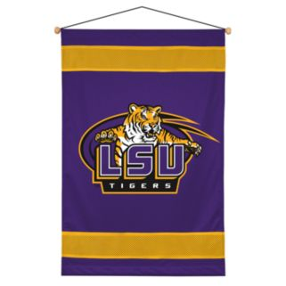 LSU Tigers Wall Hanging