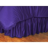 LSU Tigers Bedskirt - Full
