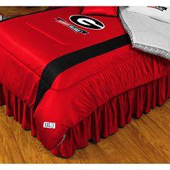 Georgia Bulldogs Comforter - Full/Queen