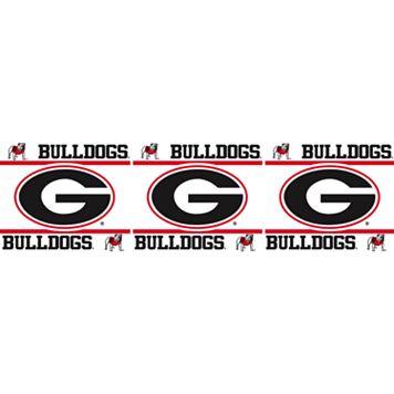 Georgia Bulldogs Wall Border