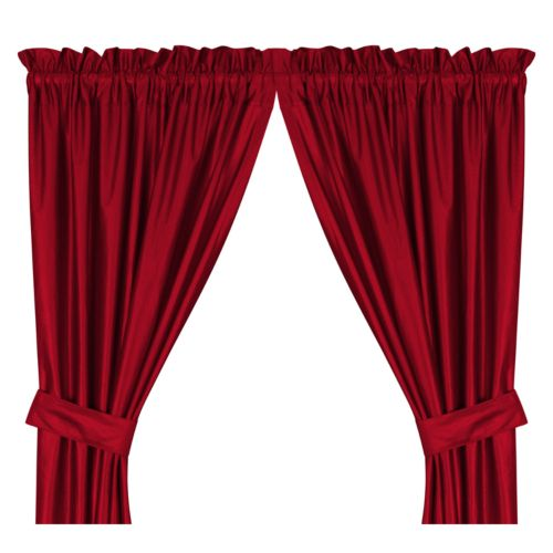 Georgia Bulldogs Drapes - 41'' x 84''