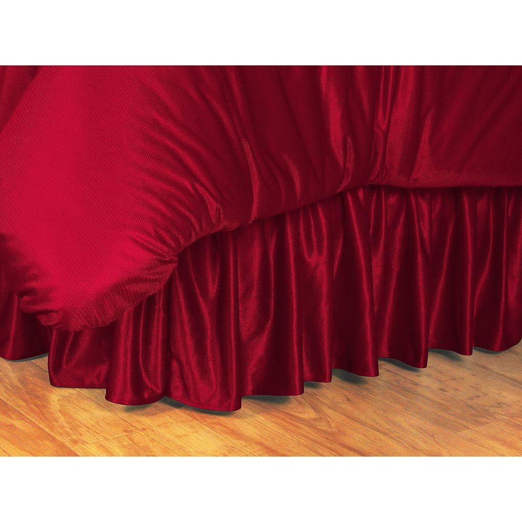 Georgia Bulldogs Bedskirt - Queen