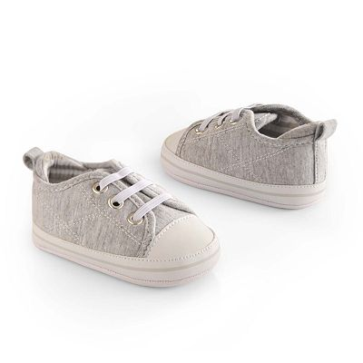 Carter's Canvas Sneaker Crib Shoes - Newborn