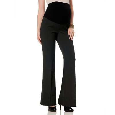 Oh Baby by Motherhood Secret Fit Belly Bootcut Pants - Maternity
