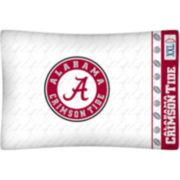 Alabama Crimson Tide Standard Pillowcase