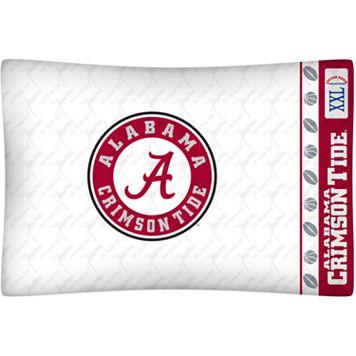 Alabama Crimson Tide Standard Pillowcase