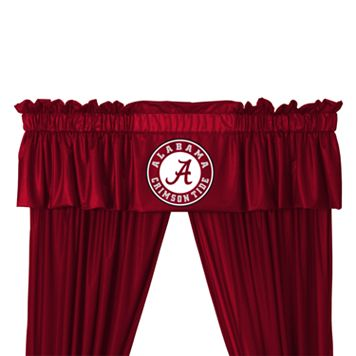 Alabama Crimson Tide Window Valance - 14'' x 88''