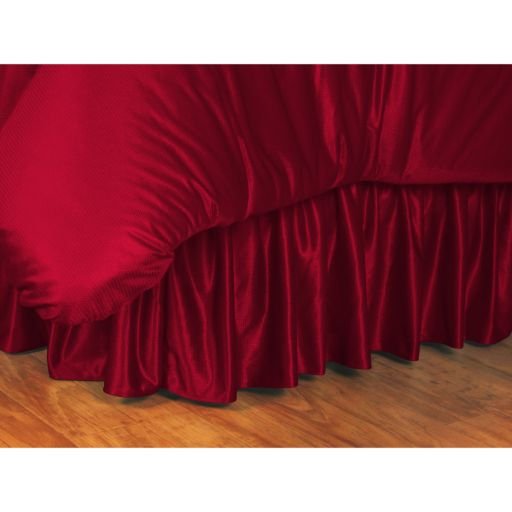 Alabama Crimson Tide Bedskirt - Full