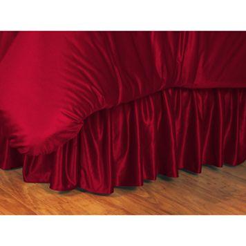Alabama Crimson Tide Bedskirt - Queen