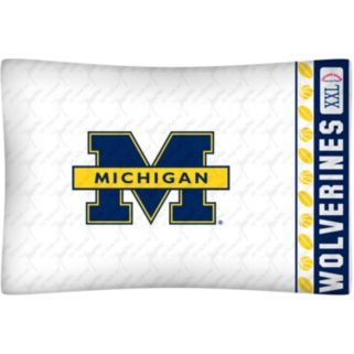 Michigan Wolverines Standard Pillowcase