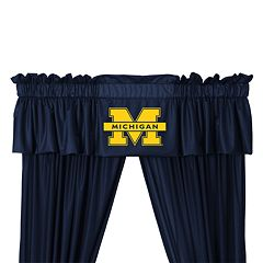 Michigan Wolverines Window Valance - 14'' x 88''