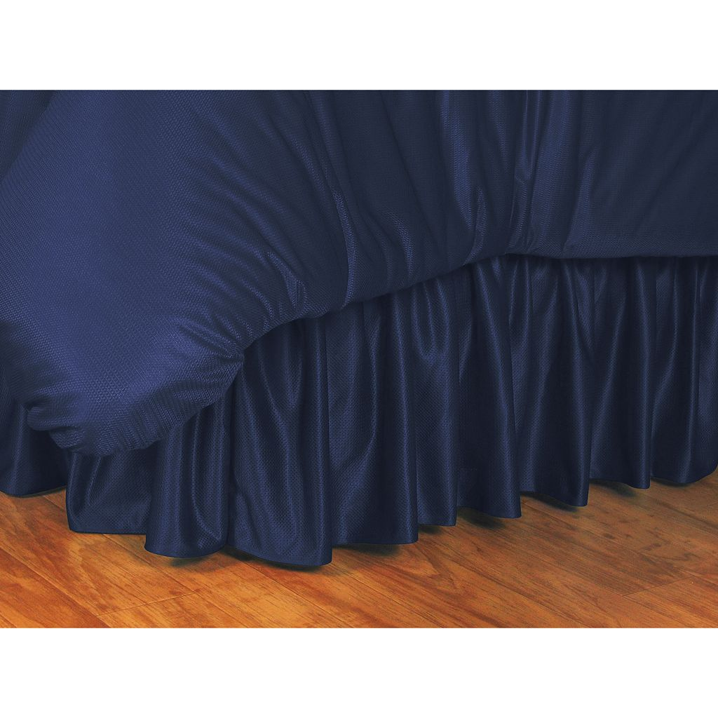 Michigan Wolverines Bedskirt - Full