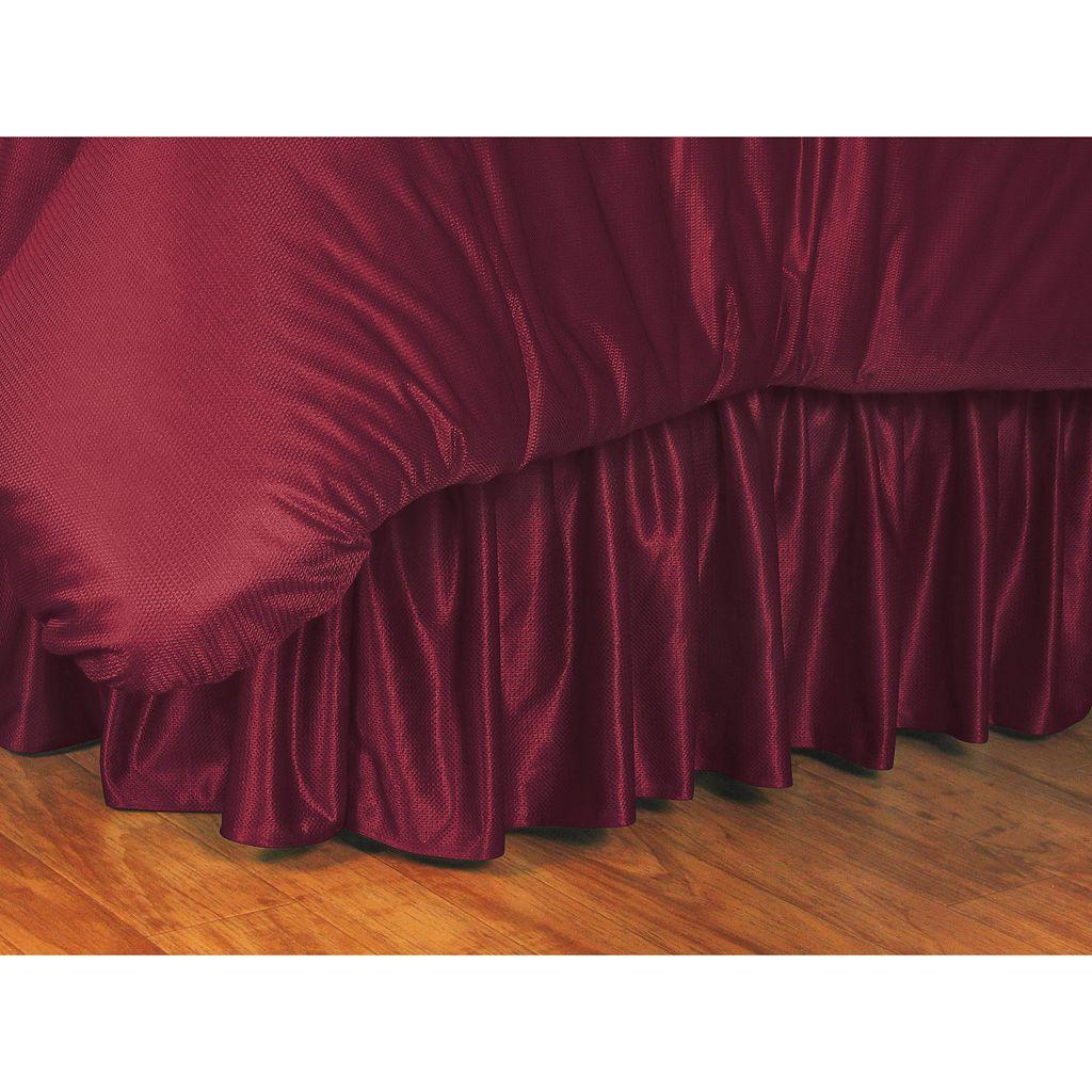 Oklahoma Sooners Bedskirt - Full