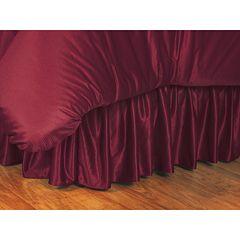 Oklahoma Sooners Bedskirt - Twin