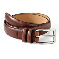 Dockers® Logo Leather Belt