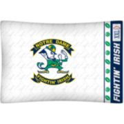 Notre Dame Fighting Irish Standard Pillowcase