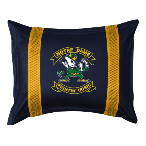 Notre Dame Fighting Irish Standard Pillow Sham