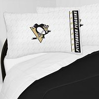 Pittsburgh Penguins Sheet Set - Full