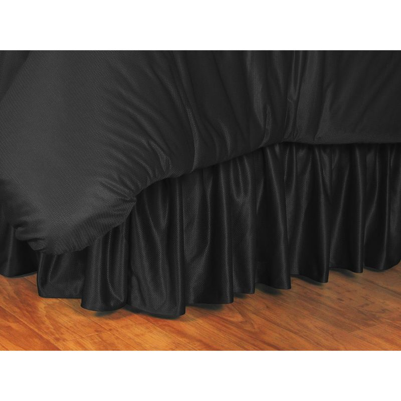 Sports Coverage Inc. NHL Pittsburgh Penguins Polyester Jersey Bed Skirt 92006277