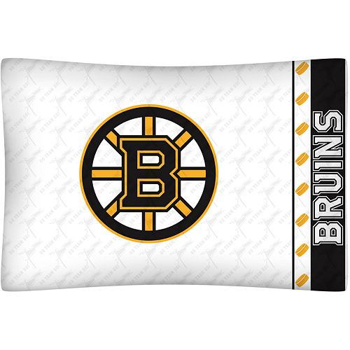 Boston Bruins Standard Pillowcase