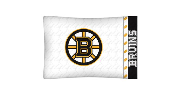 Boston Bruins Standard Pillowcase