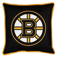 Boston Bruins Decorative Pillow