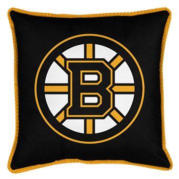 Boston Bruins Decorative Pillow