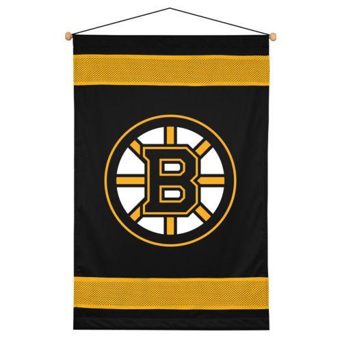 Boston Bruins Wall Hanging