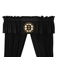 Boston Bruins Window Valance - 14'' x 88''