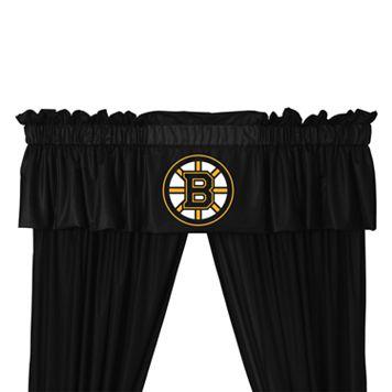 Boston Bruins Window Valance - 14'' x 88''