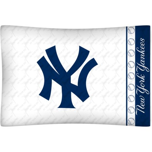 New York Yankees Standard Pillowcase