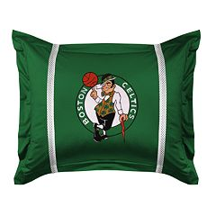 Boston Celtics Standard Pillow Sham
