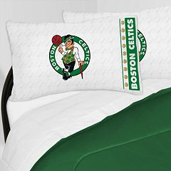 Boston Celtics Sheet Set - Twin