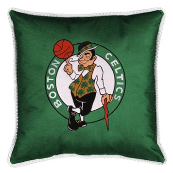 Boston Celtics Decorative Pillow