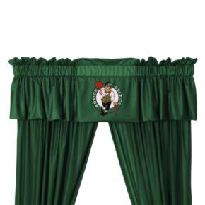 Boston Celtics Window Valance - 14'' x 88''