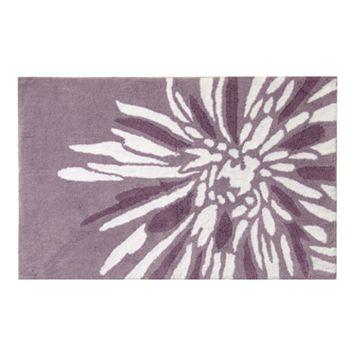 Bacova Flower Power Bath Rug