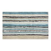Bacova Long Stripes Bath Rug