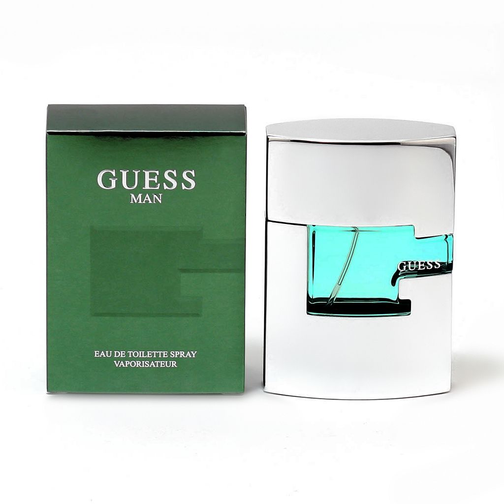 Guess Man Men's Cologne - Eau de Toilette